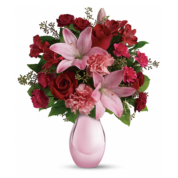 Roses and Pearls buy at Florist