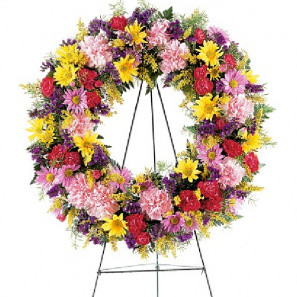 Eternity Wreath buy at Florist