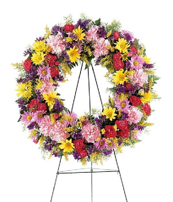Eternity Wreath buy at Florist