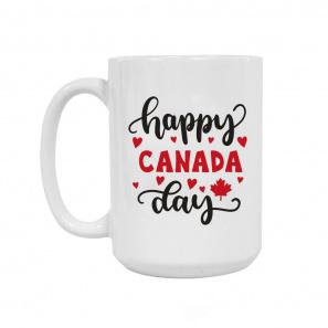 Canada Day Ceramic Coffee Mug 15oz buy at Florist