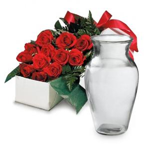 Deluxe Gift Package & Vase