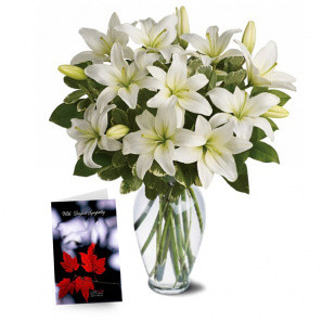 Heavenly Lilies buy at Florist