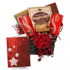 Lindt Gift Basket Collection I buy at Florist