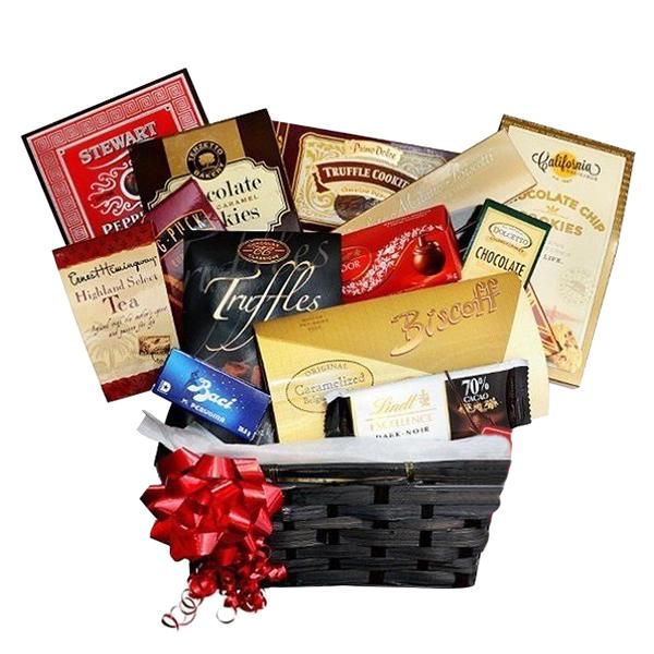 Sweet Gourmet Gift Basket II buy at Florist
