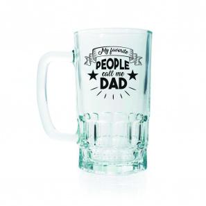 People Call Me Dad Beer Mug