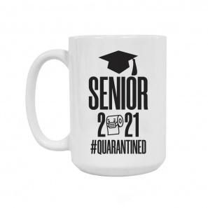 Quarantined Mug Grad 2021 buy at Florist