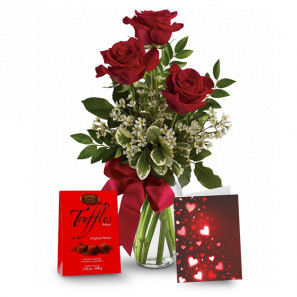 Roses & Truffles Special buy at Florist