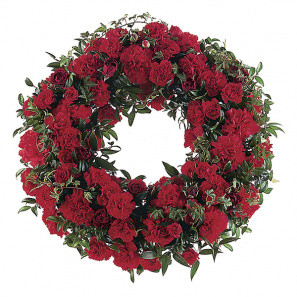 Warm Regards Wreath buy at Florist